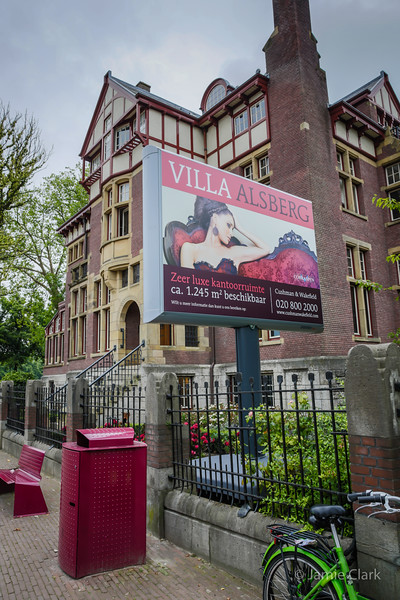 Diamond Shop and Museum, Amsterdam - July 2014