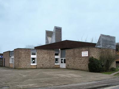 Baptist Church, Westminster Way, Botley, Oxford, OX2 0LW
