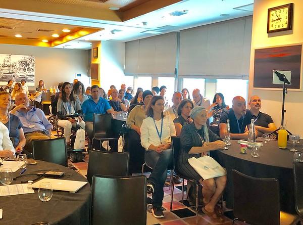 6th Annual NDF Symposium in Tel Aviv- May 29 2019