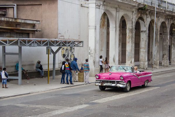 Some Cuban Cars
