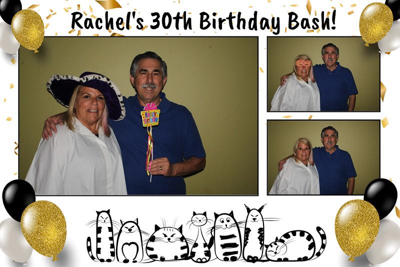 Rachel's 30th Birthday Bash