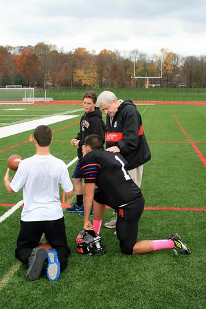 Football: GA vs Springside Chestnut Hill Academy