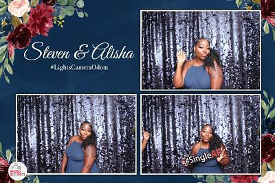 Steven and Alisha Wedding