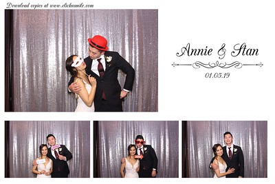 Annie & Stan Wedding