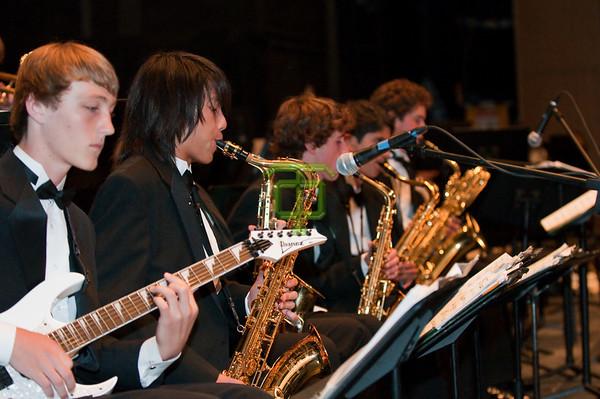 High School Jazz Band