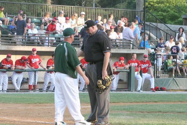 vs. Redbirds, 6/3/2011, The Game