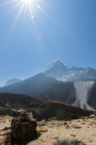 Mountain waypoint