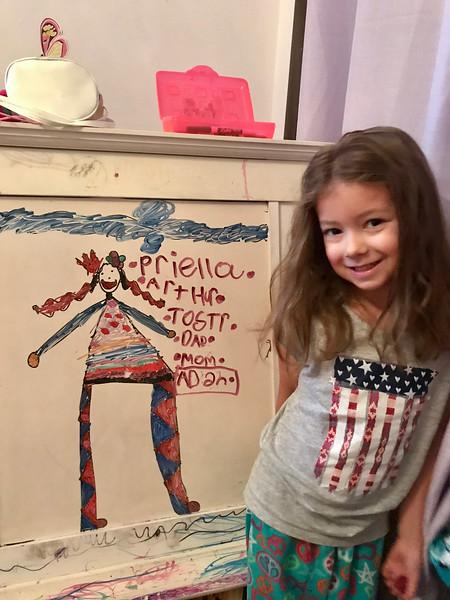 Priella's Art