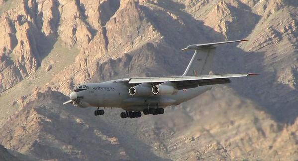 Ilyushin Il-76 NATO reporting name: Candid