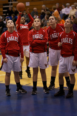 2011 Girls Basketball