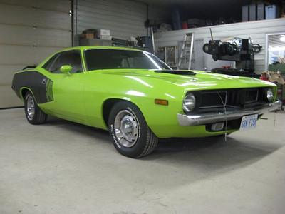 '74 Cuda