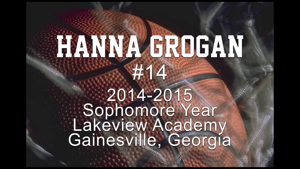 Hanna Grogan - video