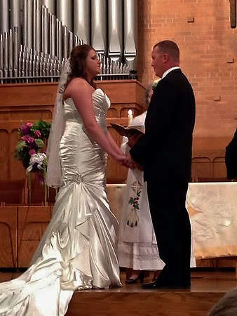 2013-10 Mallory & Joe's Wedding