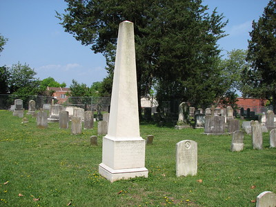John Coats (Coates) Grave