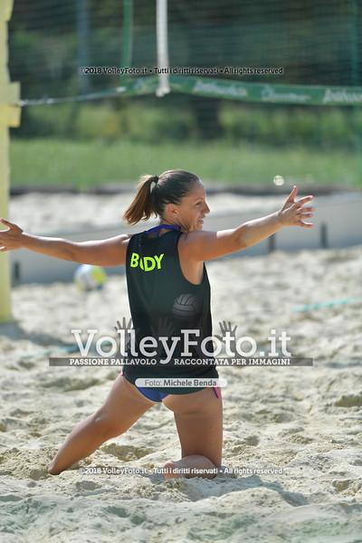 presso Zocco Beach PERUGIA , 25 agosto 2018 - Foto di Michele Benda per VolleyFoto [Riferimento file: 2018-08-25/ND5_8592]