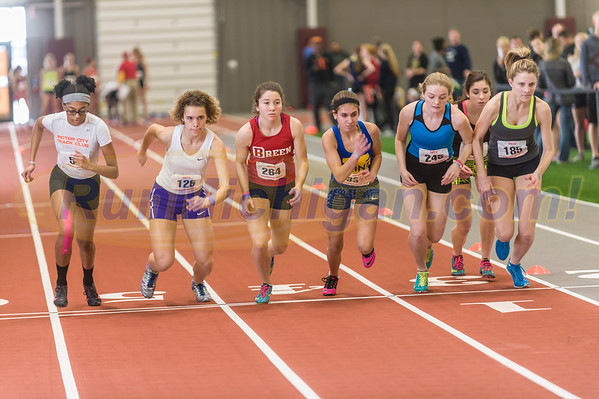 MITS 2016 - Women's 800 M Run