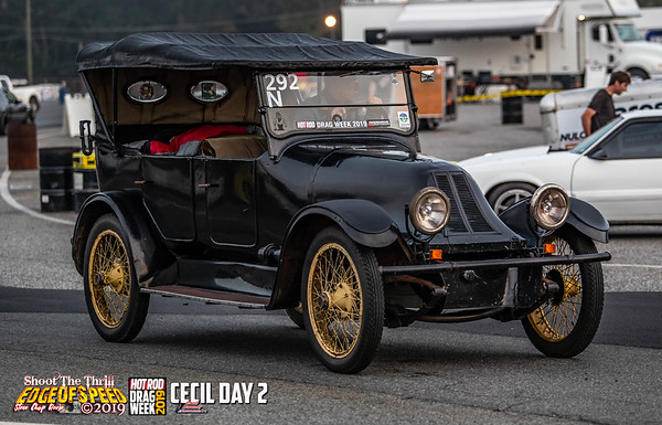 Cecil Drag Week Day Two 2019