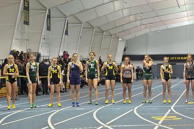 Women's 3000 Meters - 2014 Simmons-Harvey Invitational