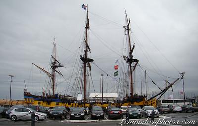 Saint-Malo : Le port