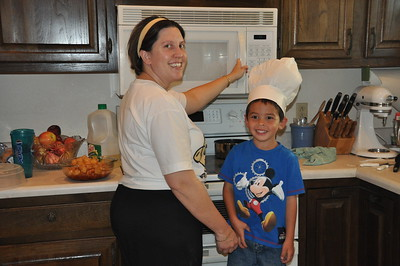 2010-10-04 Old Master's & Chef Dylan