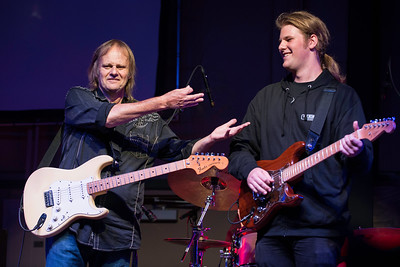 Walter Trout @ Skagit Center 10-10-2015