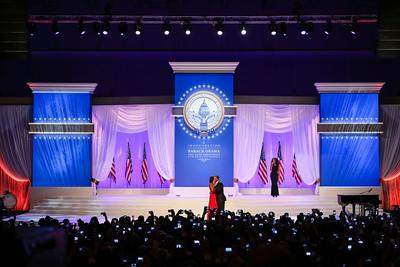 Presidential Inaugural - Hargrove
