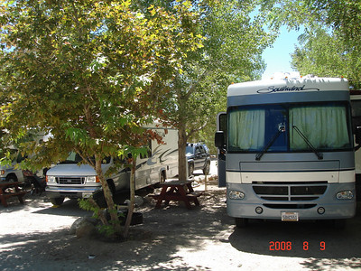 Lone Pine campout 08-08