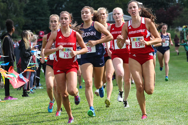 UConn Girls XC