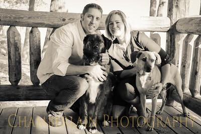 Jessica & William Family Photos