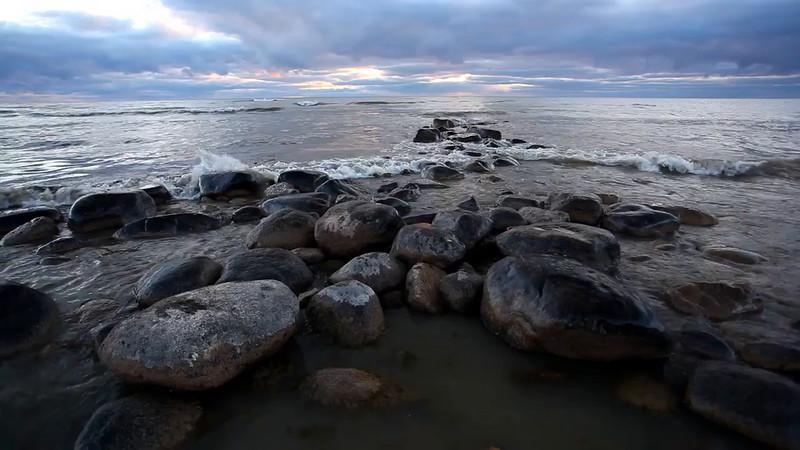 Sunday Stillness - North Beach Shallows (Fox Point, WI)