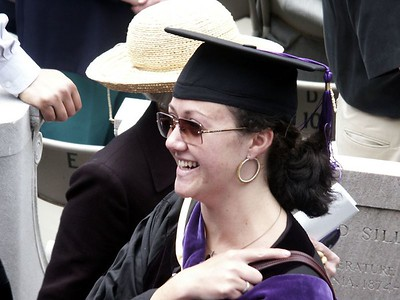 Ann Law School Graduation, 2002