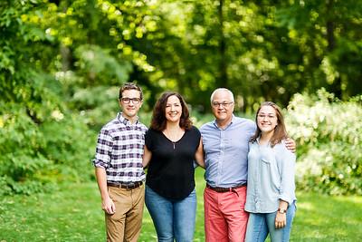 Jen, Scott + Family