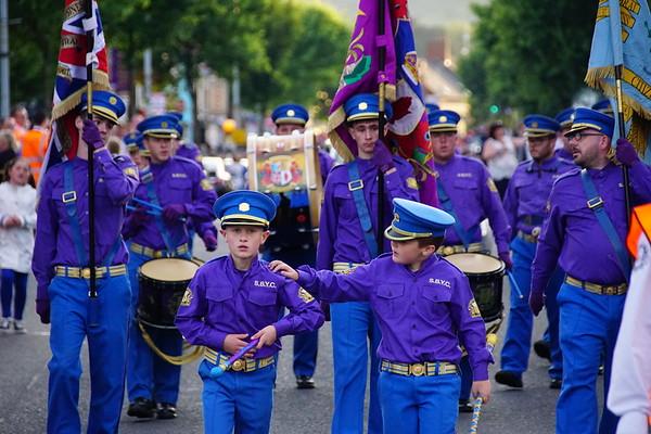 Shankill Star Flute Band