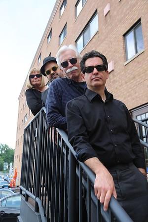 Abbey Road Jazz Ensemble Photo Shoot