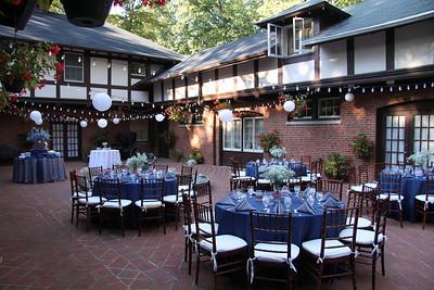 DJ - Heather Mike McBain Wedding Gramercy Mansion