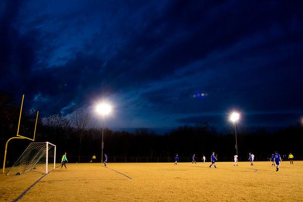 Varsity Soccer vs Cristo Rey 2.17.17