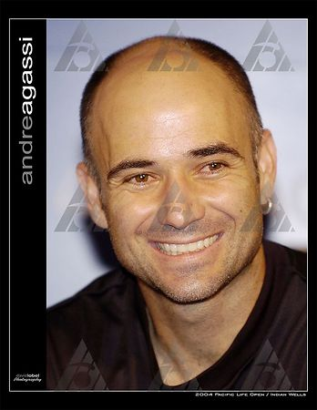 Interview: Andre Agassi