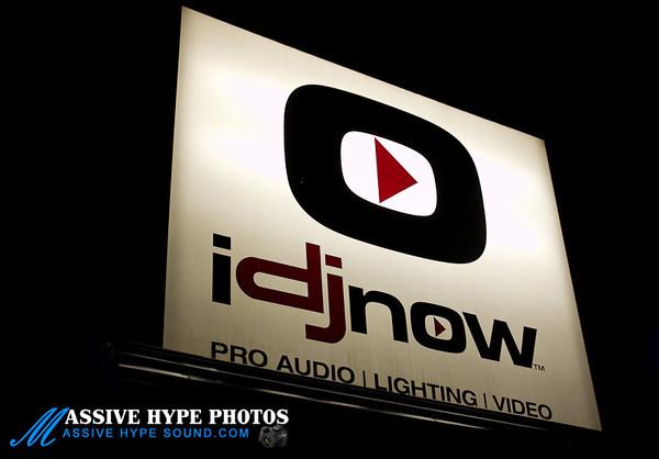 IDJ Now 3rd Annual Throwdown (10.4.12)