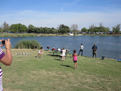 Easter 2012 at Lake Prado