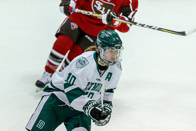 St Lawrence vs Dartmouth Women's Hockey