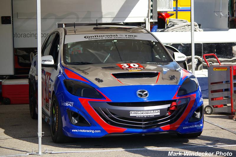 ST- i-MOTO Mazda Speed3