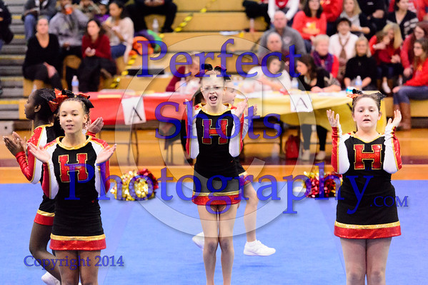 Haverford Heat Cheer - Junior Small