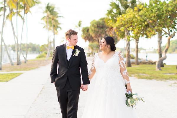 Maria + James Wedding