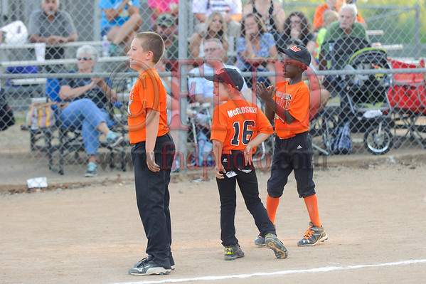 8U All-Star Championship Churchland vs Brier Creek