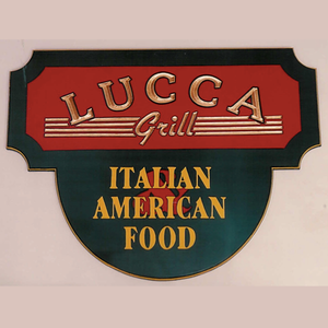 The Lucca Grill in Bloomington