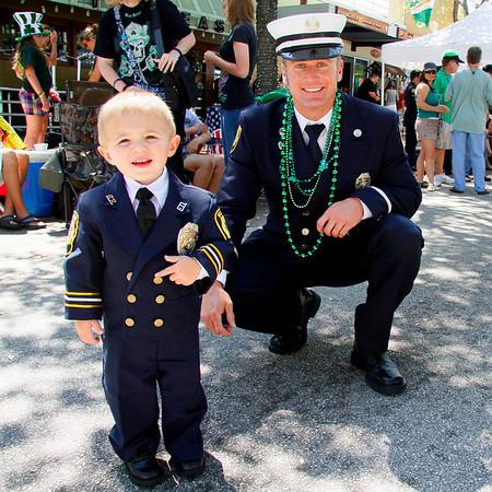 2011 •St. Patrick's Day event, Delray Beach Atlantic Avenue - 43rd Annual event, March 12, 2011 2pm