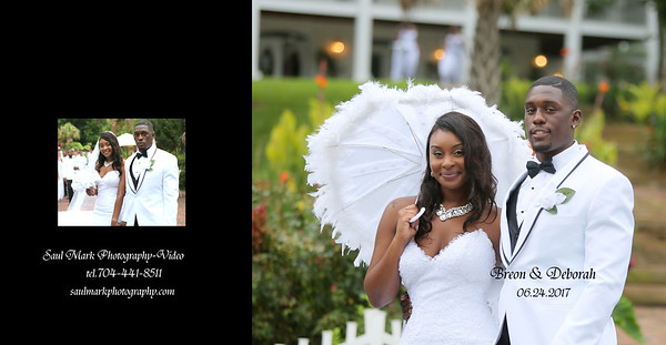 WEDDING ALBUM_Breon & Deborah