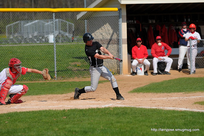Addison vs Hanover-Horton Baseball