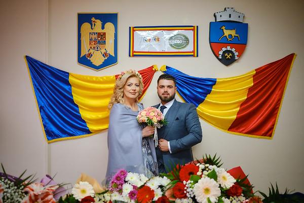 Cununie civilă Silvia & Marian - Ostra