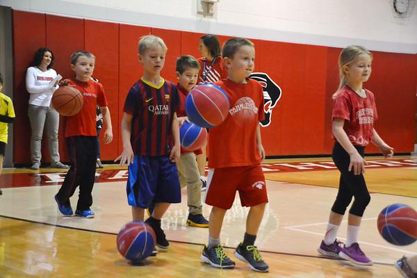5th Grade vs Teachers Basketball Game (03/24/2017)